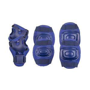 niz otroci blazinice Spokey Aegis 3-dílná, temno blue, Spokey