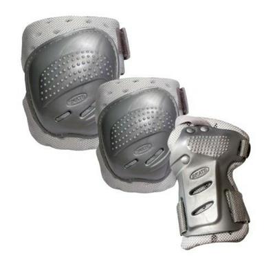 Zaščitni elementi Tempish Cool Maxa 3 srebrni, Tempish