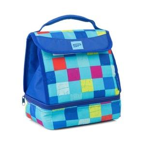 Svačinová hladilna torba Spokey KOSILO BOX BLUE, Spokey