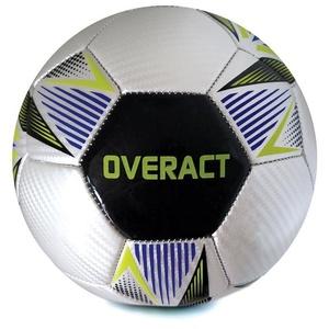 Spokey OVERACT nogomet žoga vel. 5, črna, Spokey