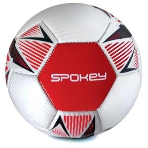 Spokey OVERACT nogomet žoga vel. 5, rdeča, Spokey