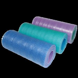 za spanje YATE double layer 12 SOFT FOAM modra, zelena, roza, Yate