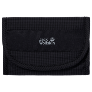 billfold JACK WOLFSKIN Cashbag Denarnica Rfid črna, Jack Wolfskin