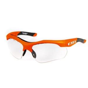 zaščita očalaexel X100 OČI GUARD višji oranžna, Exel