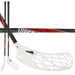 Floorball palica OXDOG Viper SUPERLIGHT 27 BK 101 OVAL TIP MBC, Oxdog