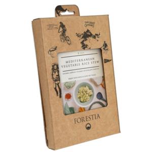 hrana Forestia SRedozemlje zelenjava z paro riž (z grelec), Forestia
