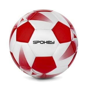 nogomet žoga Spokey E2018 mini bela-rdeča vel. 1, Spokey
