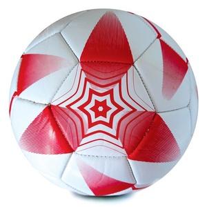 nogomet žoga Spokey E2018 mini bela-rdeča vel. 2, Spokey