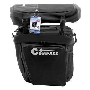 Kolesarjenje na zadnja prevoznik Compass 3in1, Compass