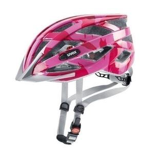 čelada Uvex I-VO C, temno roza svetleč, Uvex