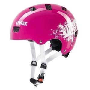 čelada Uvex Kid 3, roza prah, Uvex