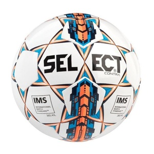 nogomet žoga Select FB Contra bela oranžna, Select