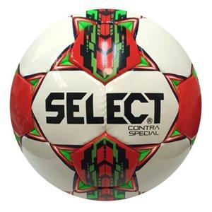nogomet žoga Select FB Contra Posebna bela rdeča, Select
