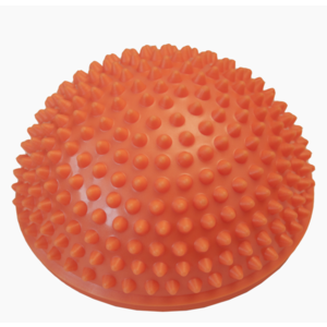 masaža hemisfere Yate 16 cm oranžna, Yate