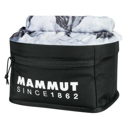 Magnezij torba Mammut Boulder Kreda torba črna, Mammut