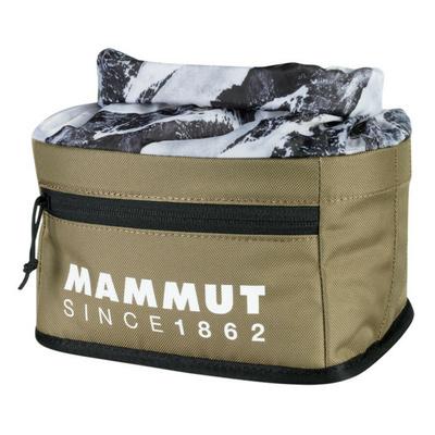 Magnezij torba Mammut Boulder Kreda torba temno glina, Mammut