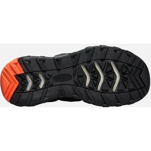 sandali Keen NEWPORT NEO H2 JR, magnet / začinjen oranžna, Keen