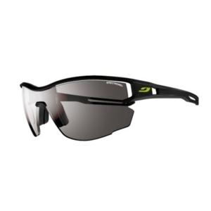 sončno očala Julbo LOOP AERO SP3, črna / črna logo rumena, Julbo