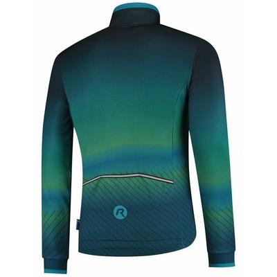 Ultra lahka kolesarji jakna Rogelli SOUL, cyan 003.418, Rogelli