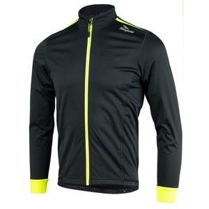 softshell jakna Rogelli PESARO 003.045 črno-odsevni oranžna, Rogelli