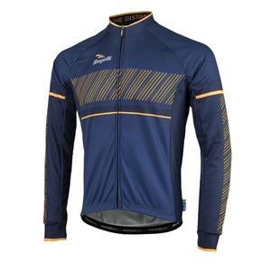cyklodresy Rogelli RITMO z dolgo rokav, 001.257. modro-oranžna, Rogelli