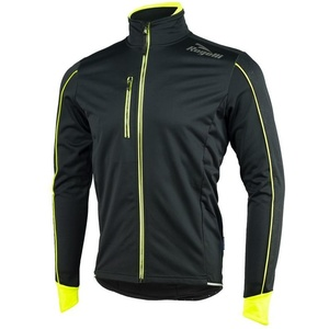 moški softshell jakna Rogelli Renon 3.0., 003.037. črno-refleksija oranžna, Rogelli