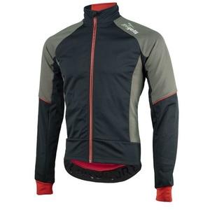moški softshell jakna Rogelli TRANI 4.0, 003.122. črno-rdeča, Rogelli