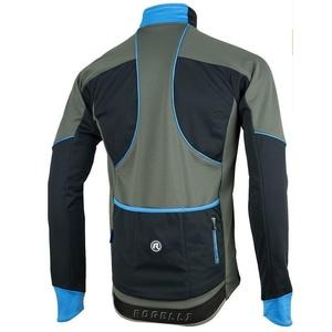 moški softshell jakna Rogelli TRANI 4.0, 003.124. črno-modra, Rogelli