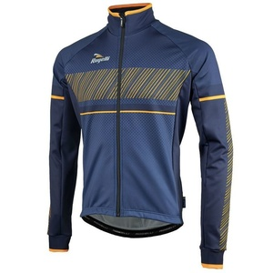 moški softshell jakna Rogelli Ritmo, 003.257. modro-oranžna, Rogelli