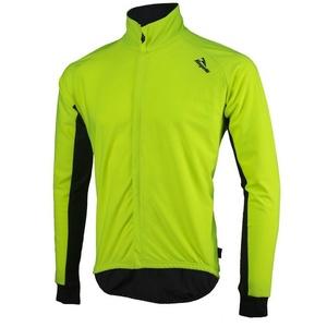 moški kolesarjenje majica Rogelli vsi Sezone, 004.024. odsev rumeno-črna, Rogelli