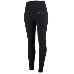 ženske tek na smučeh hlače Rogelli moč, 801.005. črna, Rogelli