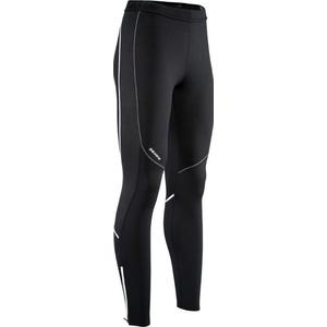 ženske elastični topla hlače z cyklovložkou Silvini RUBENZA WP1315 črna, Silvini