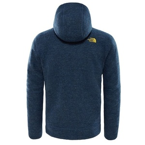 majica The North Face M ZERMATT FUL L Poštna H SHADY BLUE HTHR CF98HKW, The North Face