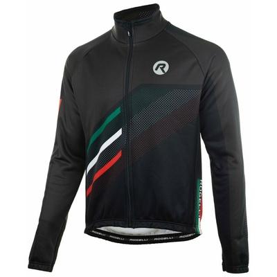 Membrana kolesarji jakna Rogelli TEAM 2.0, črna 003.961, Rogelli