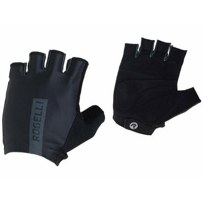 kolesarjenje rokavice Rogelli PACE, črna 006.380, Rogelli
