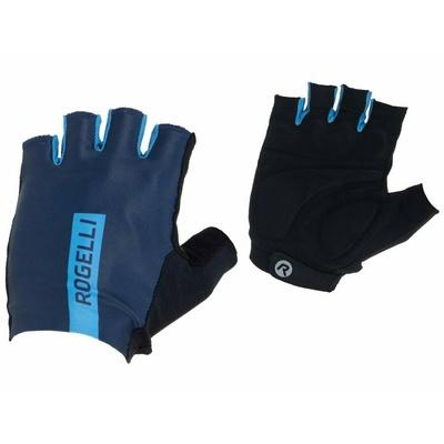 kolesarjenje rokavice Rogelli PACE, blue 006.381, Rogelli