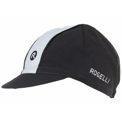 kolesarji cap spodaj čelada Rogelli RETRO, črno-belo 009.966, Rogelli