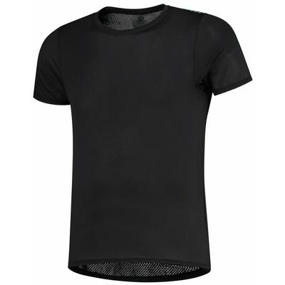 Izredno funkcishelna šport majica Rogelli KITE z kratko rokav, črna 070.015, Rogelli