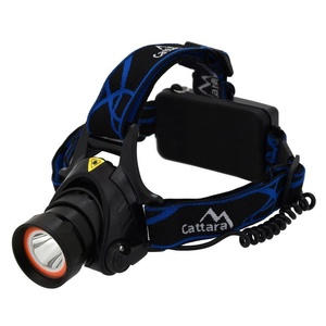 žaromet Compass LED 400lm (1x XM-L+15x SMD), Compass