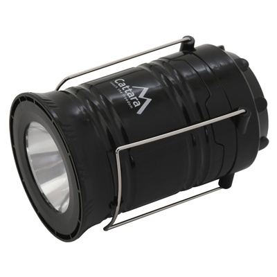 svetilka kampiranje drsna Cattara LED 20/60lm polnjenje, Cattara