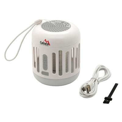 svetilka MUSIC CAGE Cattara Bluetooth polnjenje + UV lovilec žuželke, Cattara