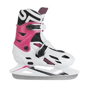 zima skate Spokey RIPPLE belo-roza urejeno, Spokey