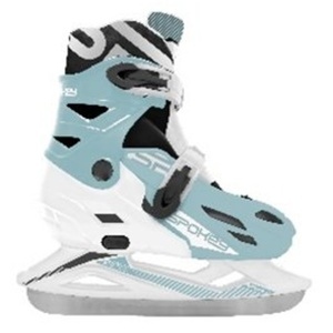 zima skate Spokey RIPPLE belo-modro urejeno, Spokey