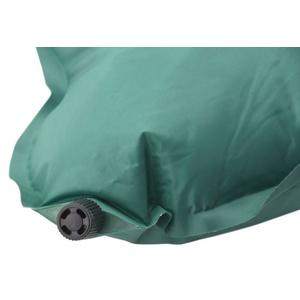 vzglavnik selfnapenjanje Cattara BONE 40x25x13cm zelena, Cattara
