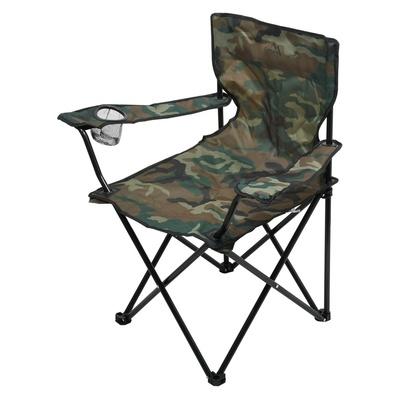 stol kampiranje zložljiva Cattara LIPARI ARMY, Cattara