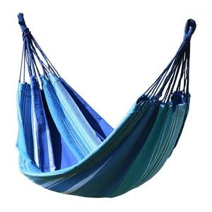 zibanje omrežje za zasedanje Cattara TEXTILES 200x100cm modro-bela, Cattara