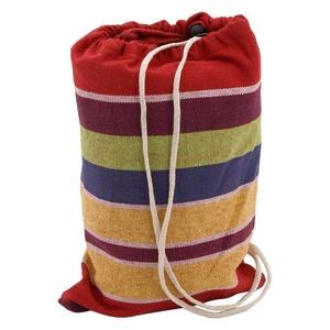 zibanje omrežje za zasedanje Cattara TEXTILES 200x100cm rdeče-rumena, Cattara