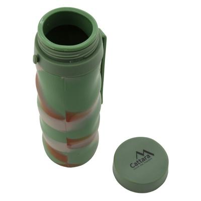 silikon steklenica Cattara ARMY 550ml, Cattara