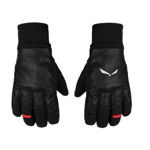 rokavice Salewa FUL L KOŽA TirolWool FINGER GLOVE 27288-9010, Salewa