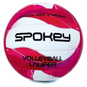 odbojka žoga Spokey Laufer belo-roza, Spokey